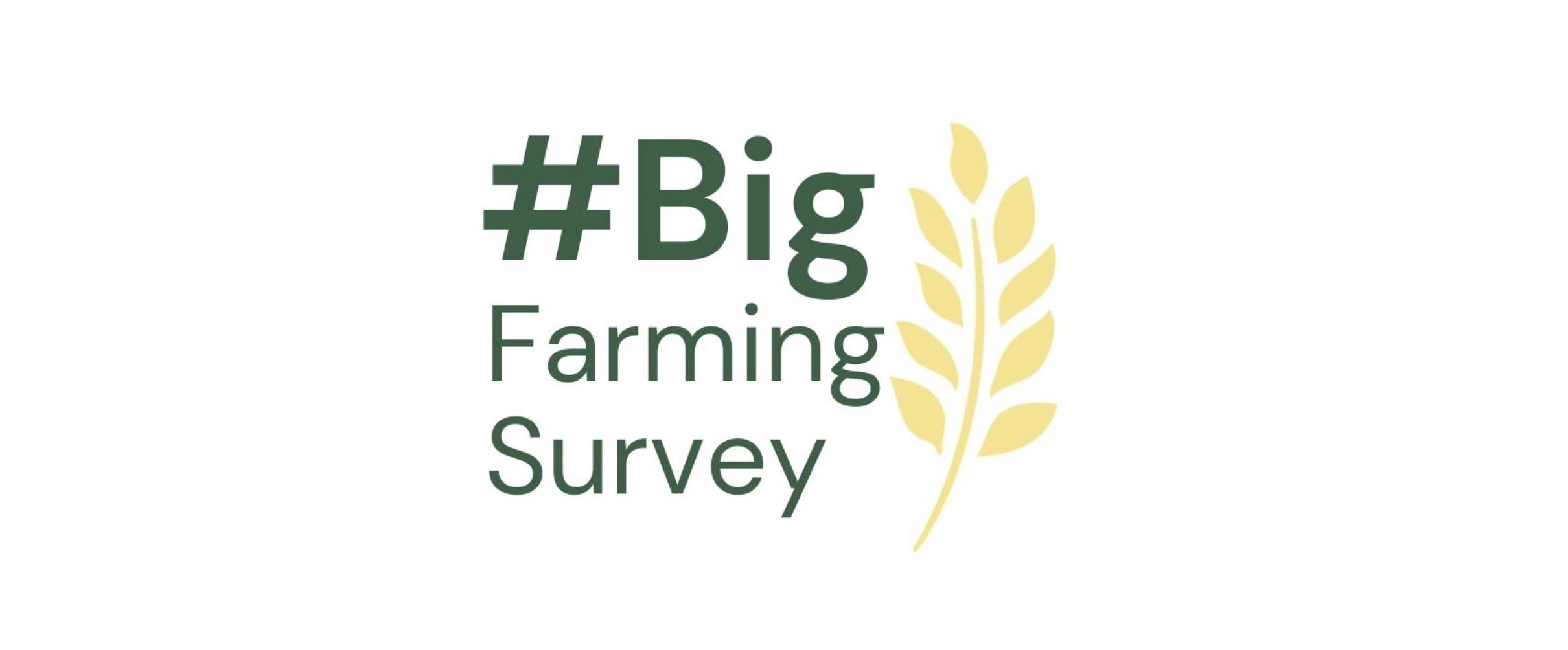 Big Farming Survey logo