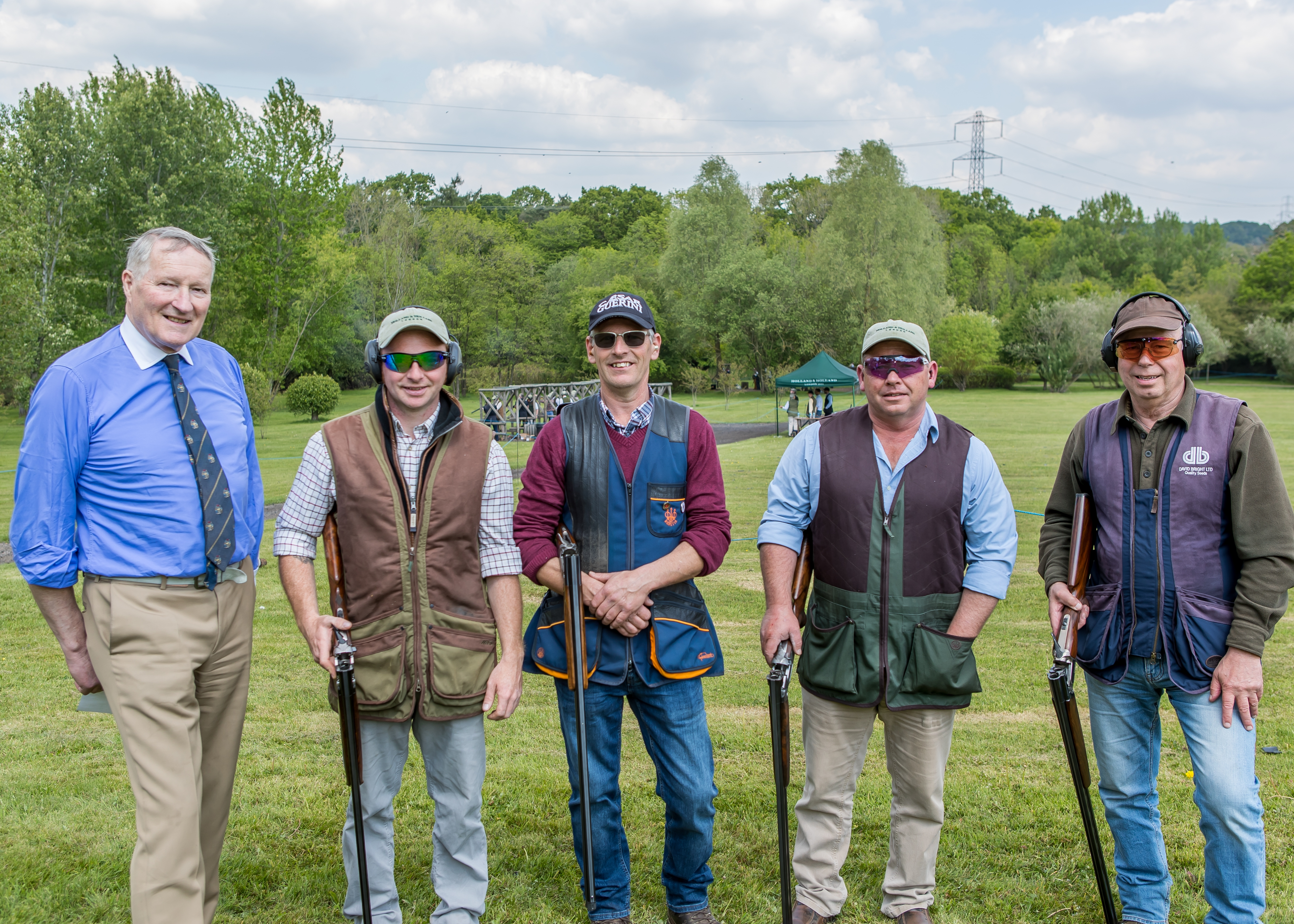 WCF shoot team 2019 Inter-Livery Competition