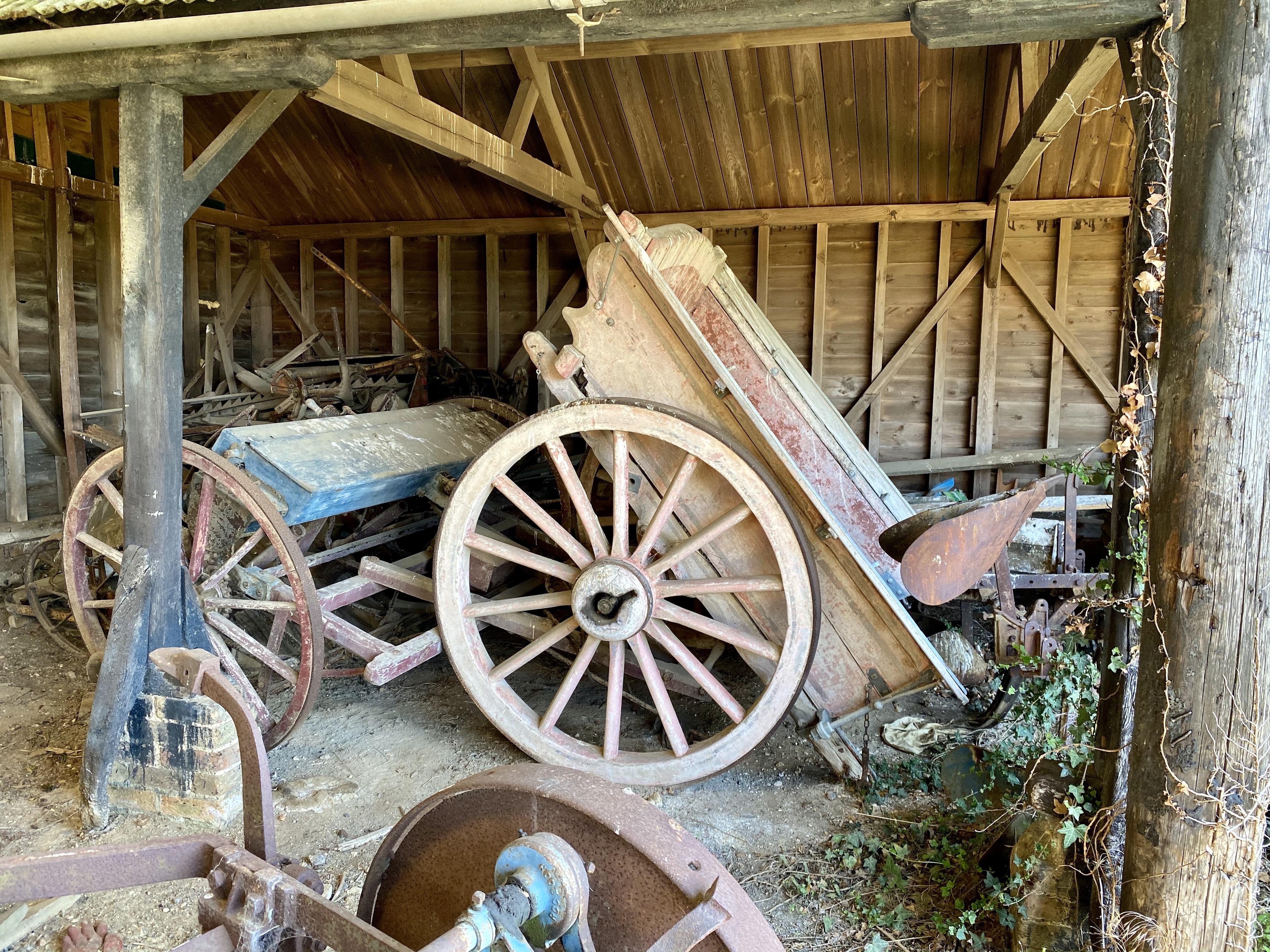 Richard Squires cart