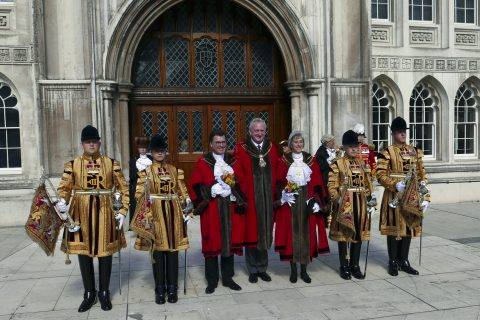 2018 Election of Lord Mayor