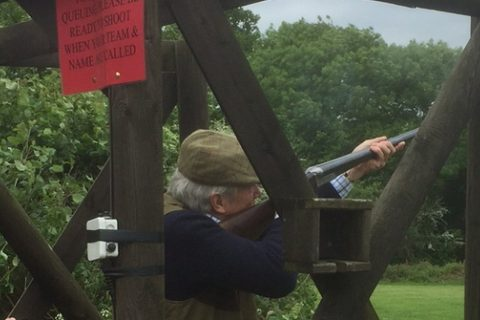 Inter-Livery Clay Shoot