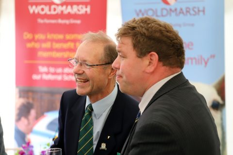 Woldmarsh entertains WCF at Lincs Show