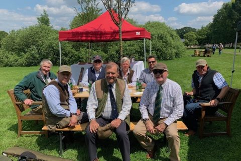 Highly creditable result for the WCF team's at the  Inter-Livery Clay Shoot Championship