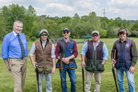 Inter-Livery Clay Shoot May 14th, 2020 - call for entries