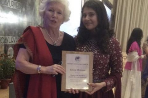 Liveryman and long-standing Guild of Agricultural Journalists member, Teresa Wickham wins prestigious international award