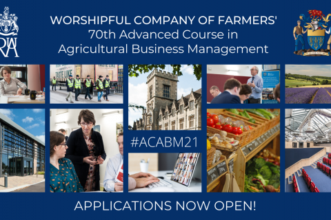 WCF 70th ACABM - applications now open