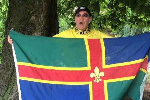 Liveryman Christopher Day runs 500km in 100 days of lockdown