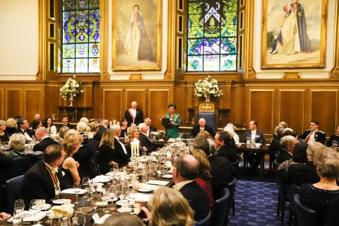 The 2020 Livery Banquet - A spectacular royal occasion