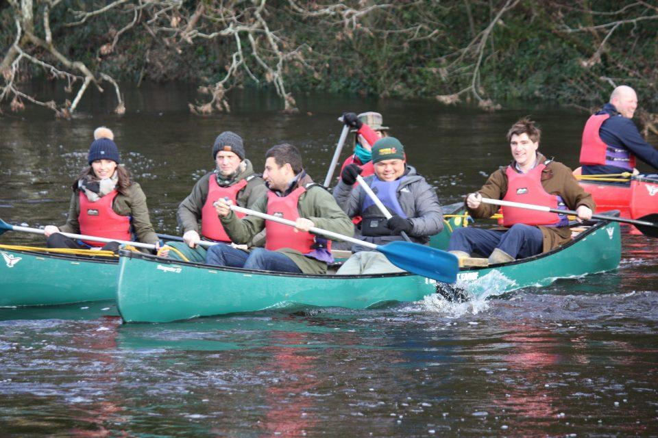 2019 CRL canoe