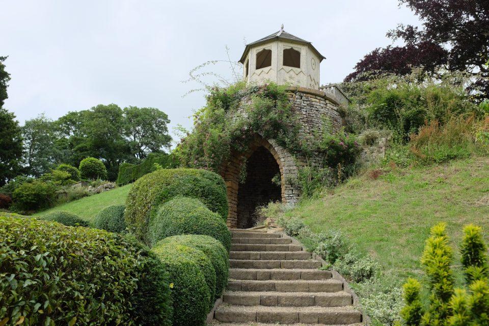 Garden tour Belvoir Castle 4