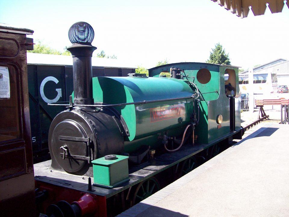 Mid Suffolk Railway