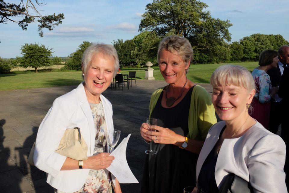 Mrs Wheatley-Hubbard, Wynn and Courtney